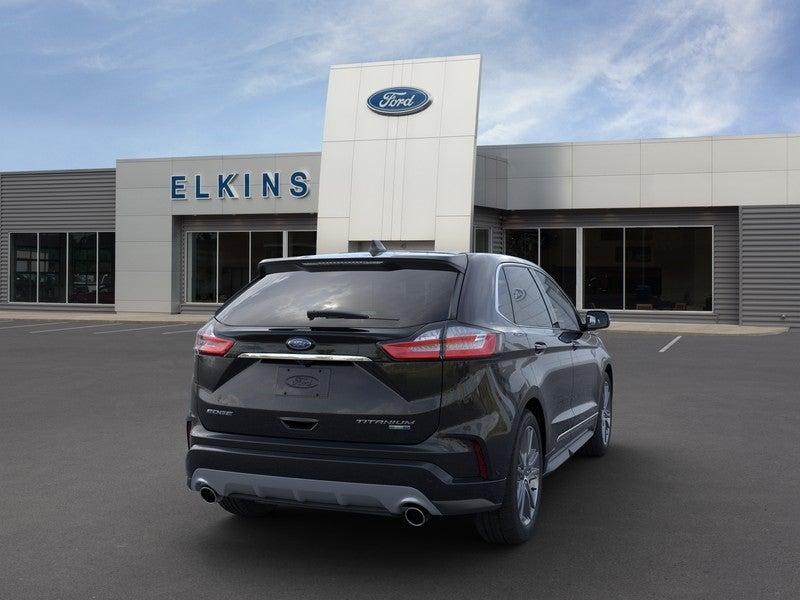 Ford Edge Titanium In Elkins Wv Elkins Auto